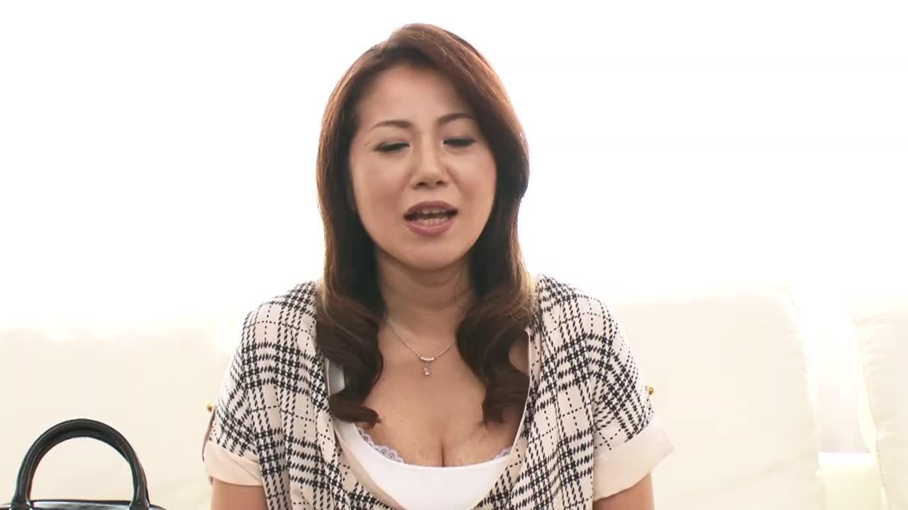 「私ってけっこうスケベです」44歳の梶谷美鶴子さんが初脱ぎ初撮りAVデビューするドキュメント企画